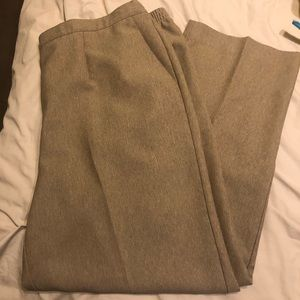 Alfred Dunner Size 18W Stretch Dress Pants